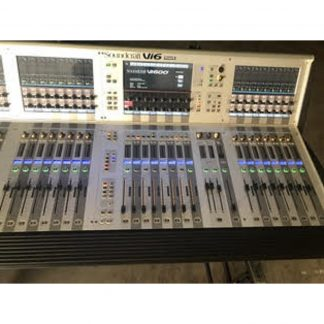 Used Soundcraft Vi600 Audio Mixer