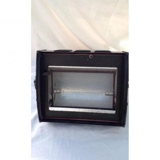 Strand Coda 1kW Symmetrical Flood Light (with Colour Frame)