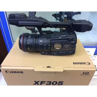 UsedCanon XF305 Camcorder