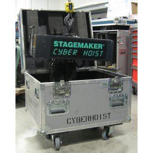 XLNT Cyberhoist 500kg Package