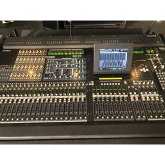 Used Yamaha PM5D RH V2 Audio Mixer
