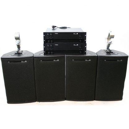 Usedd&b Audiotechnik C6 Loudspeaker Set