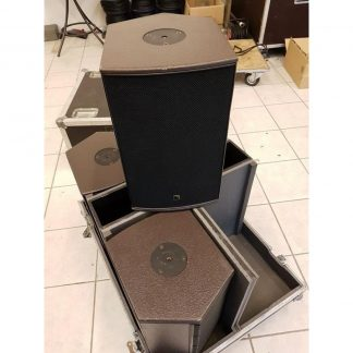 Used L-Acoustics 108P Active Compact Coaxial cabinet