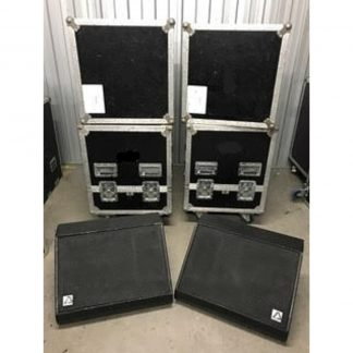 Used Audio Analysts 12FR Monitor System