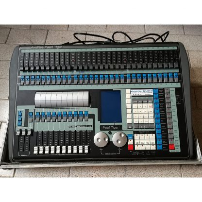 Used Avolites Pearl Tiger Lighting Console
