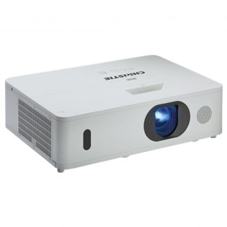 New Christie Digital LWU502-AP with 1.4 - 2.3:1 Projector