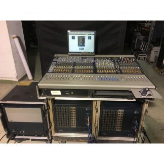 Used Avid-Digidesign Profile Audio mixing console
