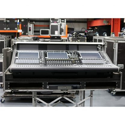 Used DiGiCo SD7 Surface, Audio Mixing Console