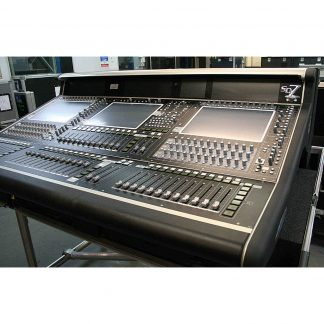 Used DiGiCo SD7 Sound Console System