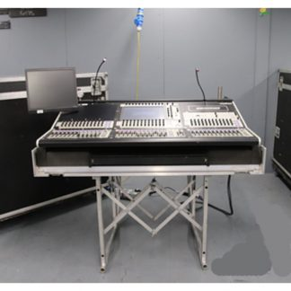 Used DiGiCo SD8 Digital Mixing System