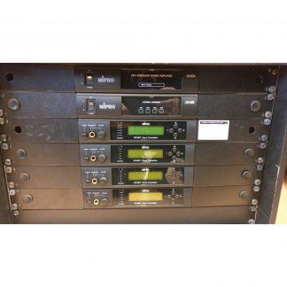 Mipro InEar MI-808 Set