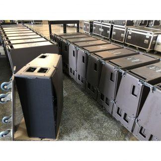 Used L-Acoustics KUDO Line Array Speakers