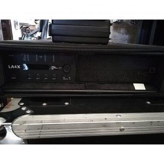 Used L-Acoustics LA4X Loudspeaker Amplification
