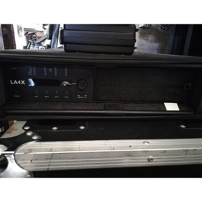 Used L-Acoustics LA4X Loudspeaker Amplification