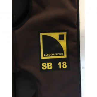 L-Acoustics SB18 Cover