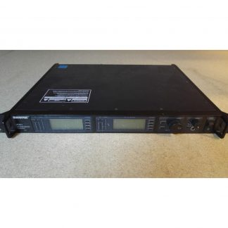 Used Shure UHF-R System with Handheld Transmitter