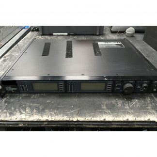Used Shure UR4D+ dual channel wireless receiver