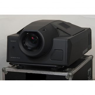 Used Sony SRXS105 Projector