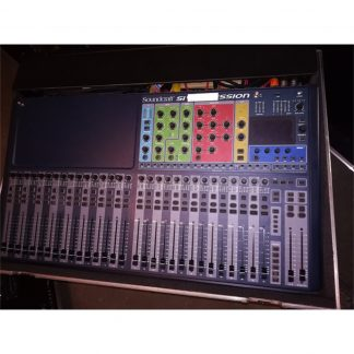 Soundcraft Si Expression 3 Audio Mixer