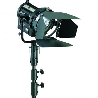 Used ARRI Sun12 Black Lighting Fixture