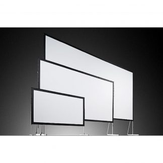 Used AV Stumpfl 8ft X 6ft Fastfold Projector Screen