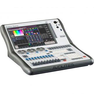 Used Avolites Quartz Lighting Console