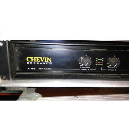 Used Chevin Research A750 Amplifier
