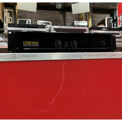 Used Chevin A2000 Power Amplifier