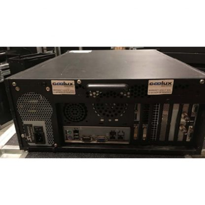 Used Christie Coolux Pandoras Box Dual Server Pro