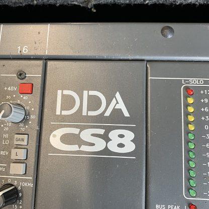 DDA CS8 12+4