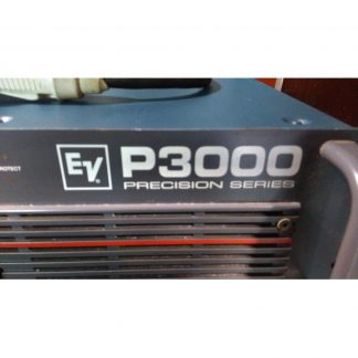 ed ElectroVoice P3000 Amplifier