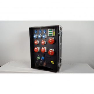 Used INDU Main Distribution Boxes IN 3X400A with power locks