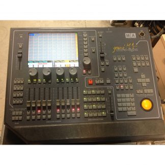 Used MA Lighting GrandMA Light Lighting Console