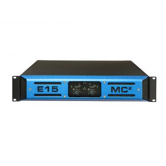Used MC2 Audio E15 2 x 750W Amplifier