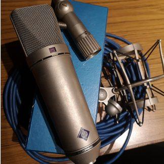 Used Neumann U87Ai Microphone
