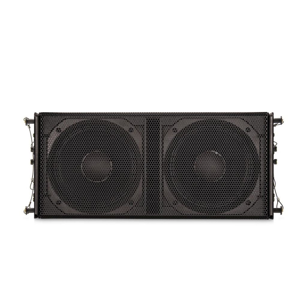 qsc audio wl3082 3 wedge line array top buy now from 10kused. Black Bedroom Furniture Sets. Home Design Ideas