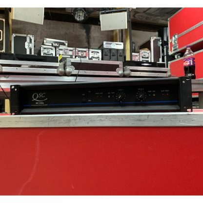Used QSC MX 1500a Power Amplifier
