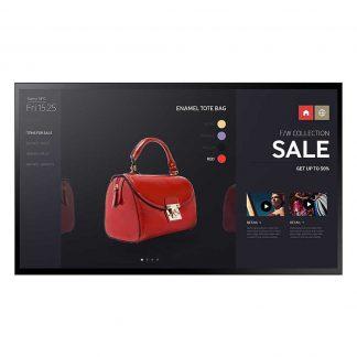 Used Samsung PM55F-BC LCD Display
