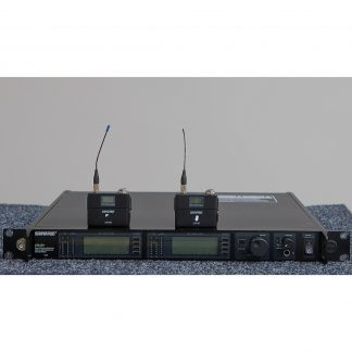 Used Shure UHF-R Four Channel Package Q5