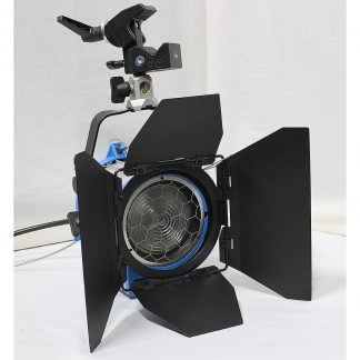 ARRI 650 Plus Silver/Blue Lighting Fixture