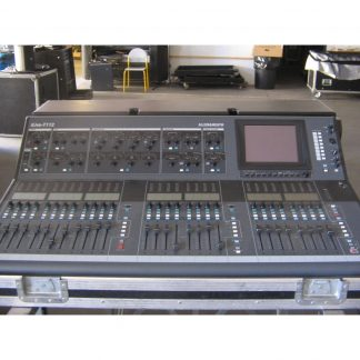 Allen & Heath iLive T112 + iDr48 in flight case