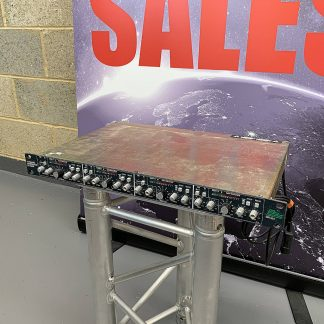 Used BSS DPR404 4 Channel Compressor