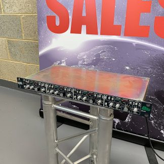 Used BSS DPR504 4 Channel noise gate