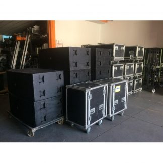 ElectroVoice XLE and XSub Complete System