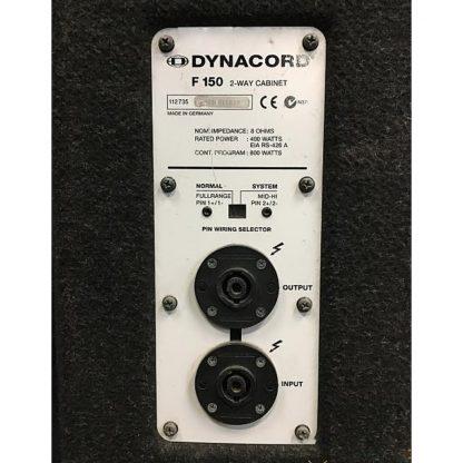 Dynacord F150 – CP18 Set