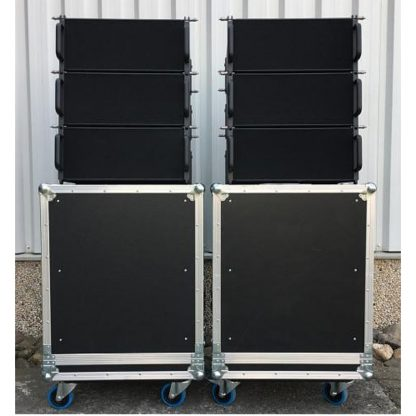 Used GAE Wave Line PT line-array system Package
