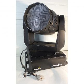 Martin Mac 2000 Wash XB Lighting Fixture