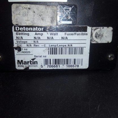 Martin Remote Strobe Detonator