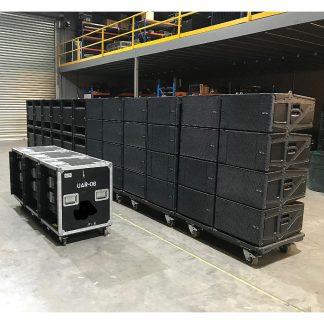 Used Nexo STM Loudspeaker Package