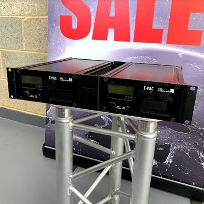 Used d&b Audiotechnik Epac Amplifier